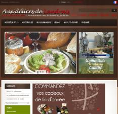 eewee-realisation-creation-site-internet-aux-delices-de-landrais-home