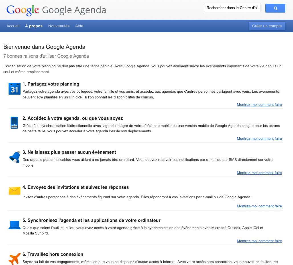 eewee-saas-google-agenda-home
