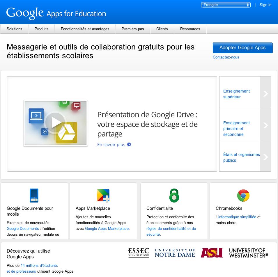 eewee-saas-google-apps-for-education-home