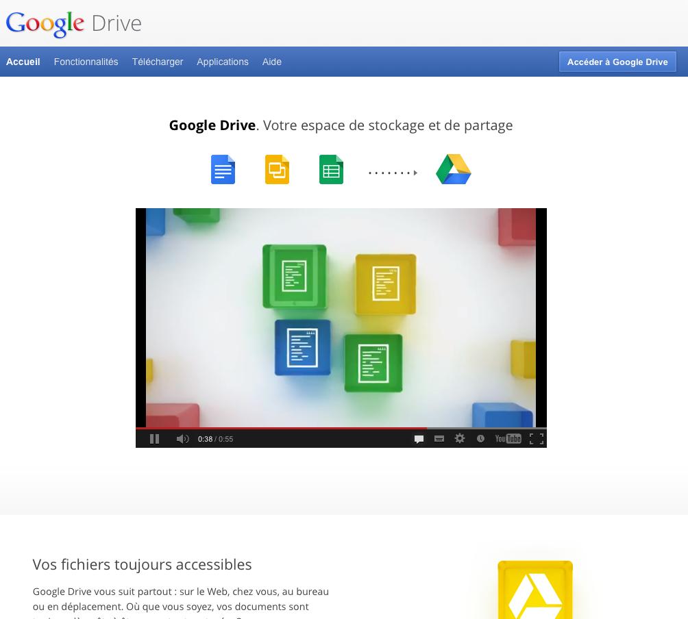 eewee-saas-google-drive-home
