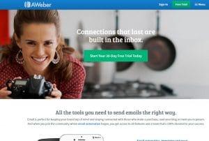 solution-emailing-aweber-saas-eewee