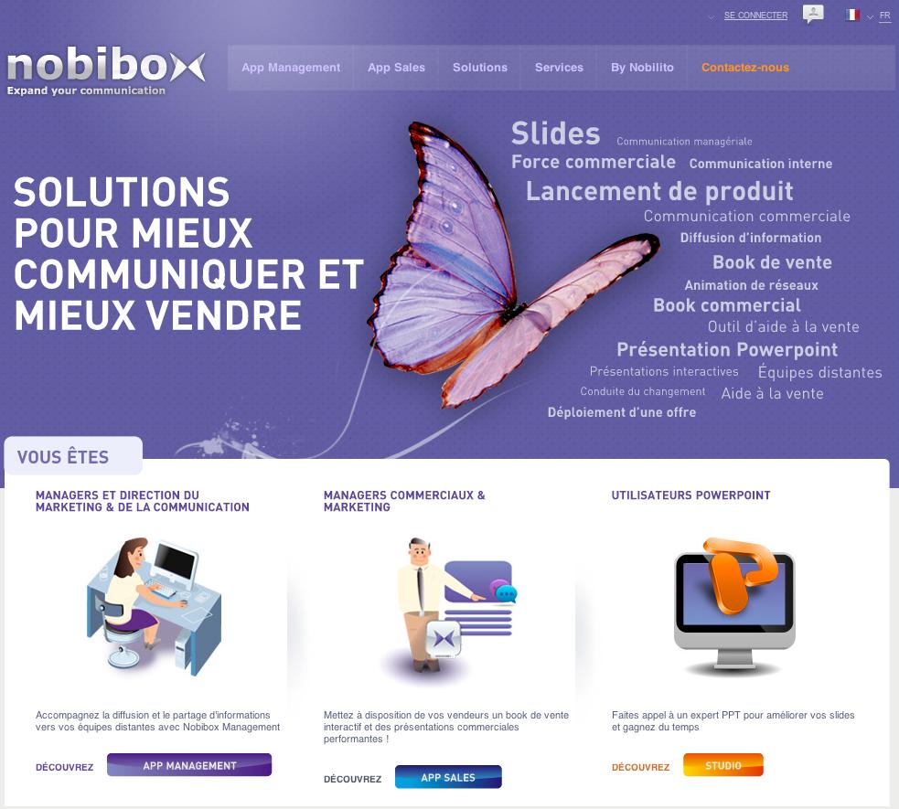 eewee-saas-nobibox-home