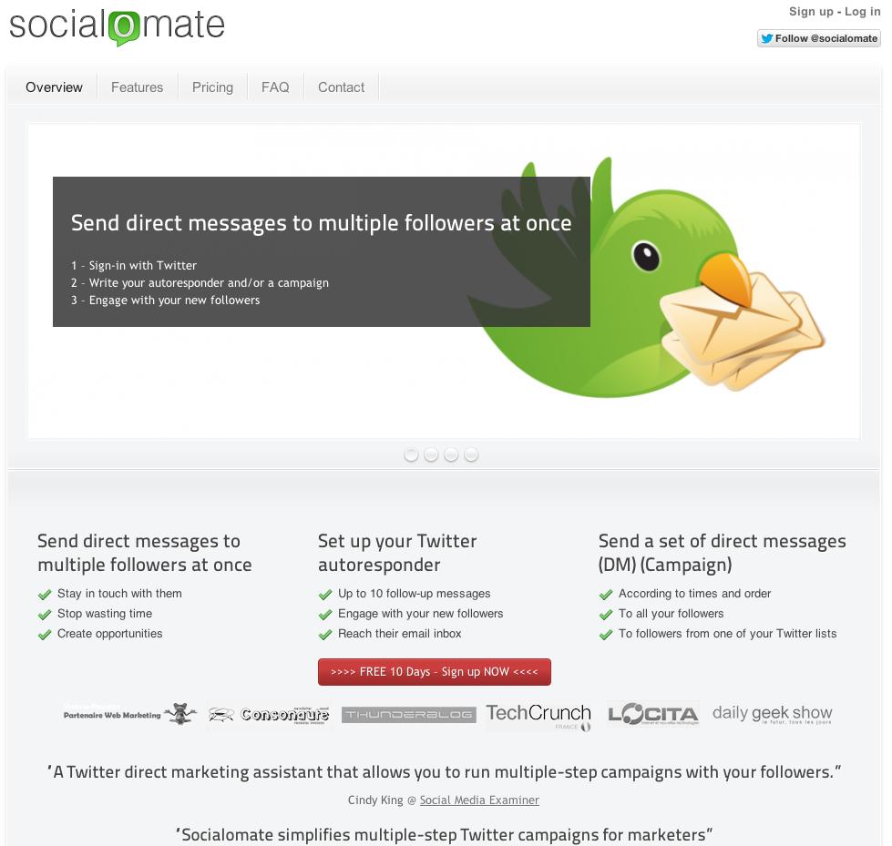eewee-saas-socialomate-home