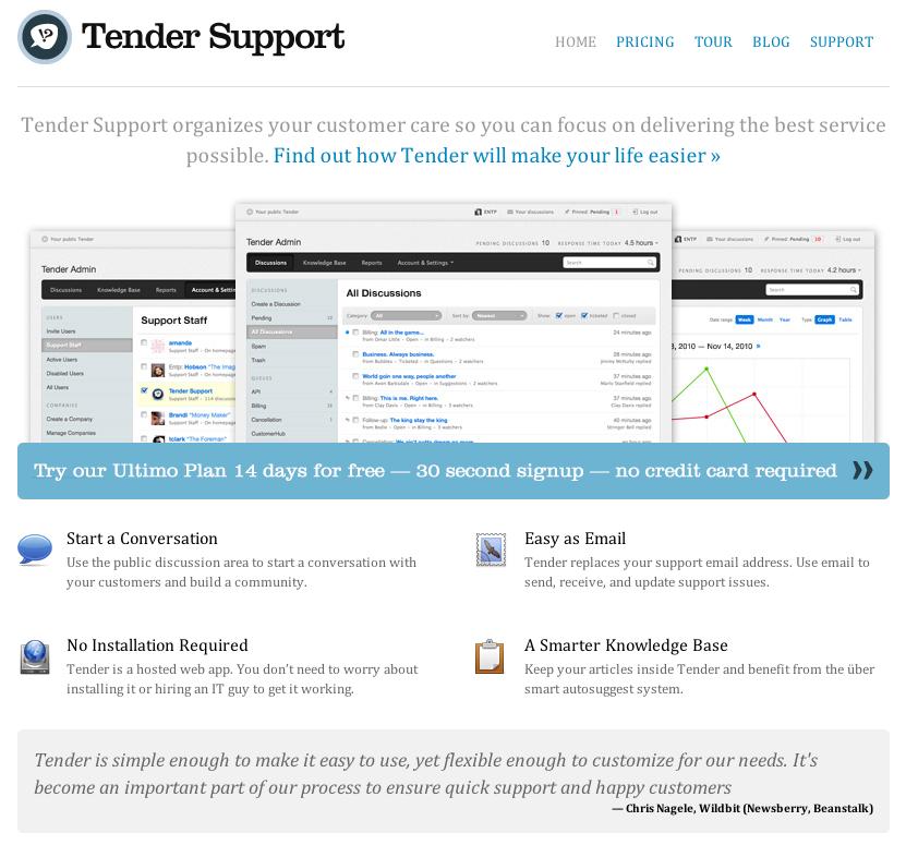 eewee-saas-tender-support-house