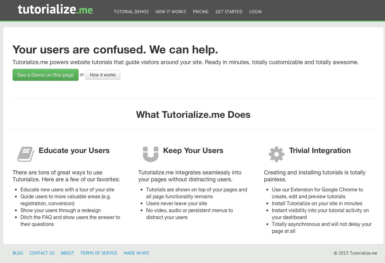 eewee-saas-tutorialize-home