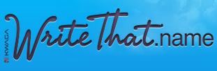 eewee-saas-writethatname-logo