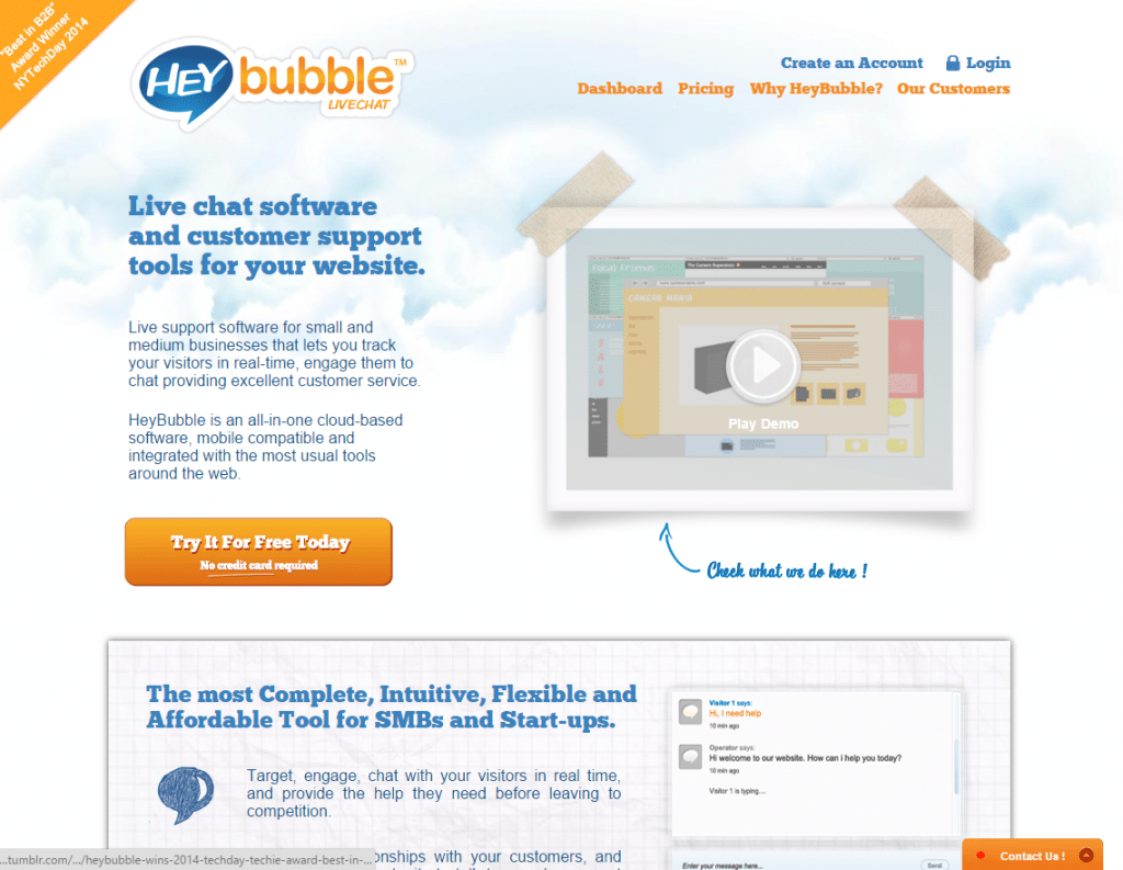 eewee-solution-live-chat-hey-bubble-home