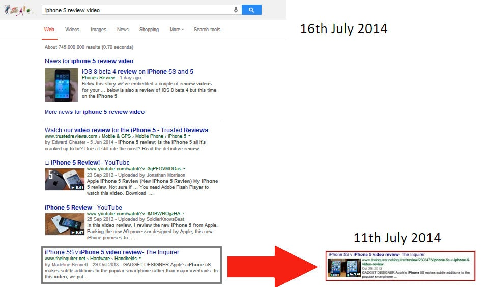 google-affichage-video