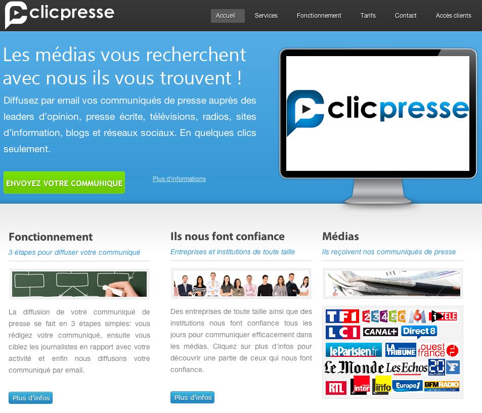 eewee-saas-clicpresse-home