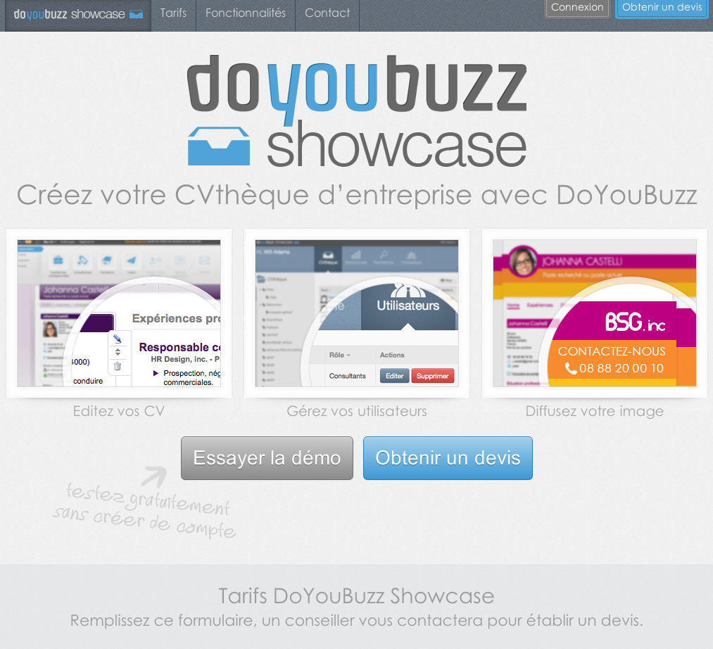 eewee-saas-doyoubuzz-showcase-home