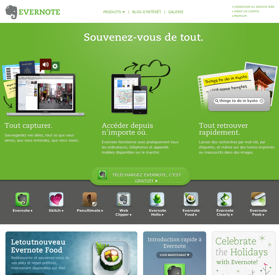 eewee-saas-evernote-home