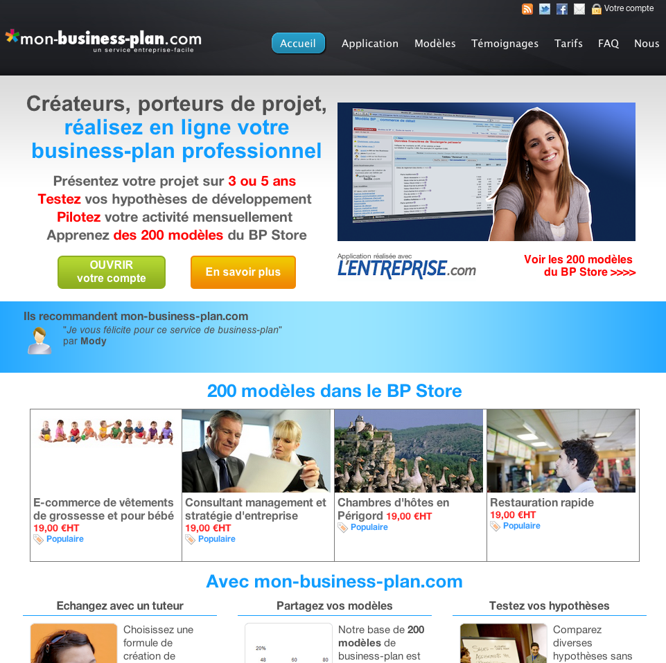 eewee-saas-mon-business-plan-home