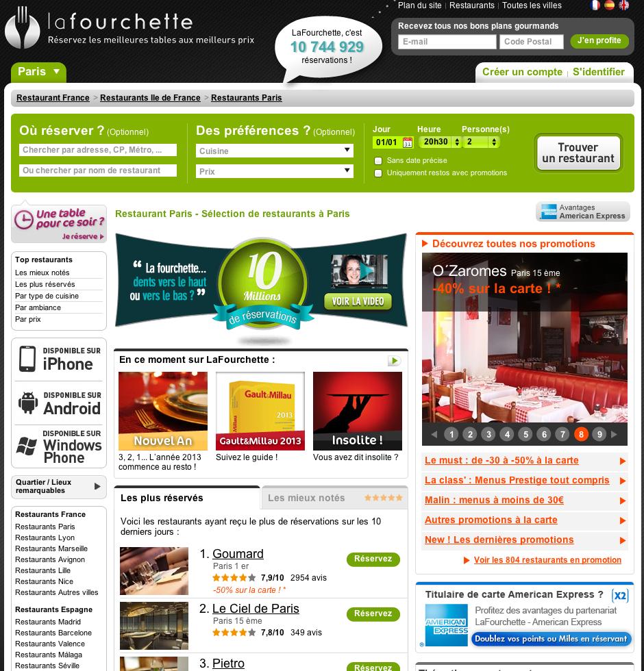 eewee-saas-lafourchette-home