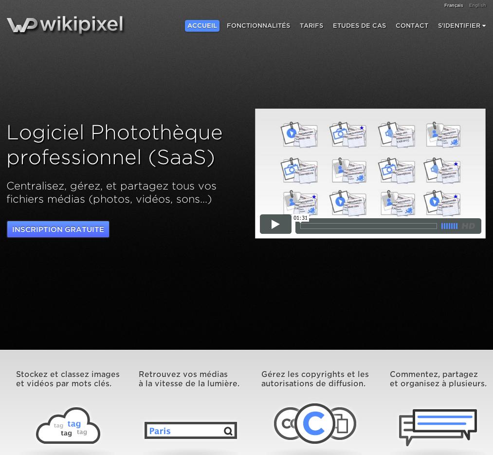 eewee-saas-wikipixel-home
