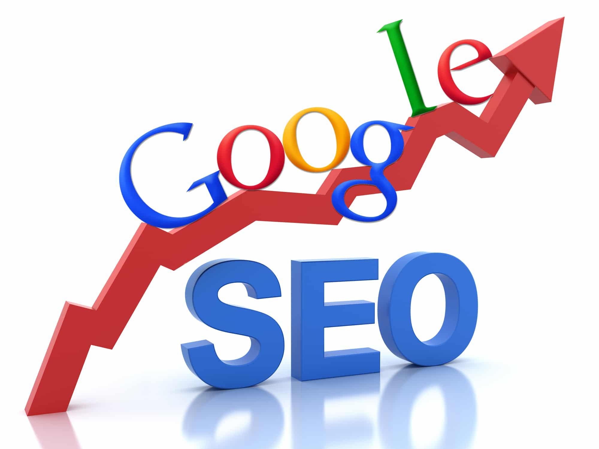 seo logo google