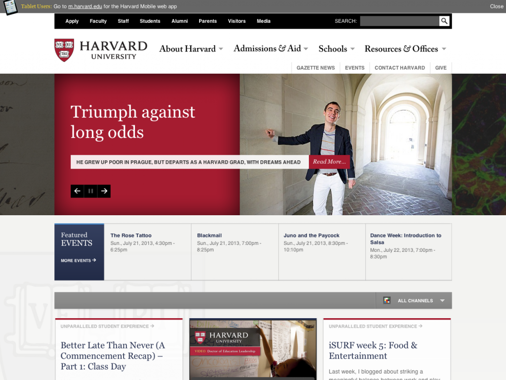 eewee-responsive-design-harvard