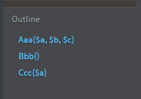 ide-brackets-plugin-liste-fonctions-2