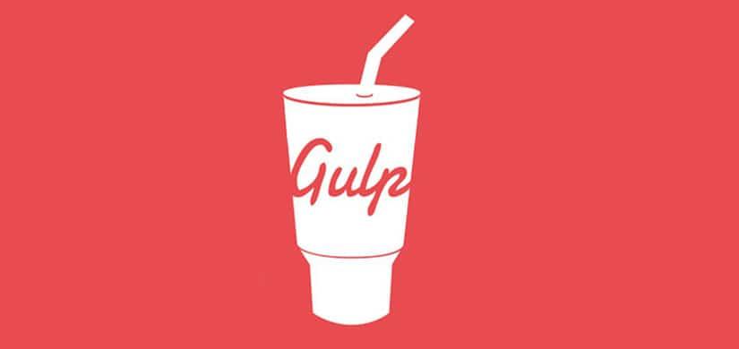 gulp js logo