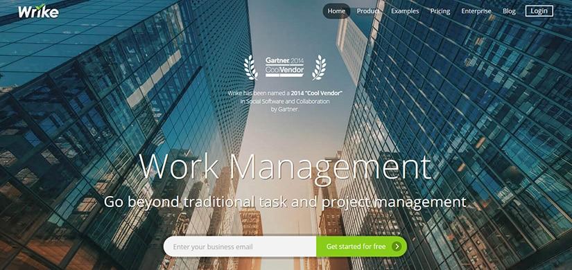 gestion de projet wrike